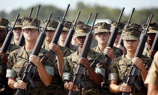 women-marines