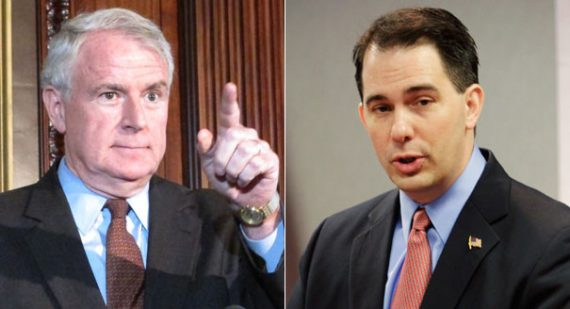Scott Walker Continues To Lead Wisconsin Recall Polling
