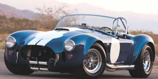 Carroll Shelby, Father Of The Shelby Cobra, Dead at 89