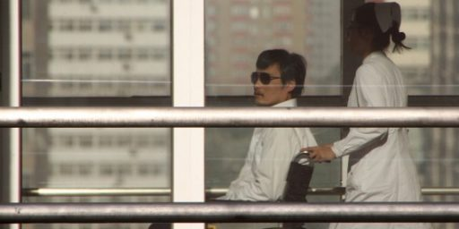 Chen Guangcheng Headed To The United States