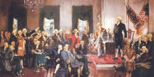 Is It Too Hard To Amend The Constitution?