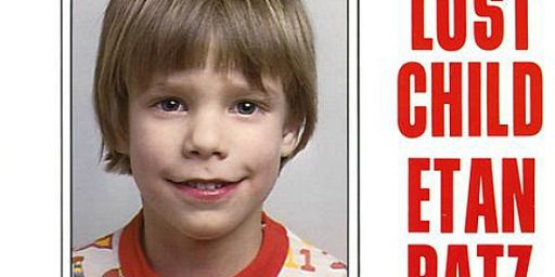 An End To The 33 Year Old Mystery Of Etan Patz?