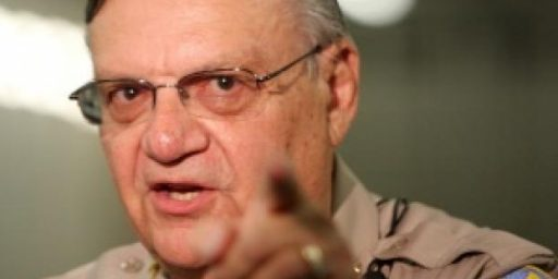 Joe Arpaio Is Running For Senate