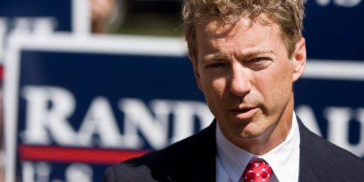 Sen. Rand Paul Endorses Mitt Romney