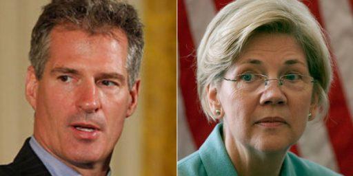 Massachusetts Democrats Worried About Warren