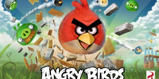 'Angry Birds' Earned $100 Million Last Year