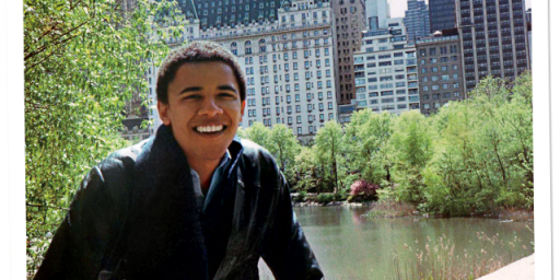Obama's Composite Girlfriend and Other Things I Don't Care About