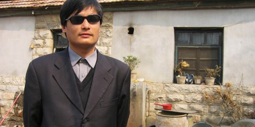 Chen Guangcheng Deal Struck, No Thanks to Chen Guangcheng