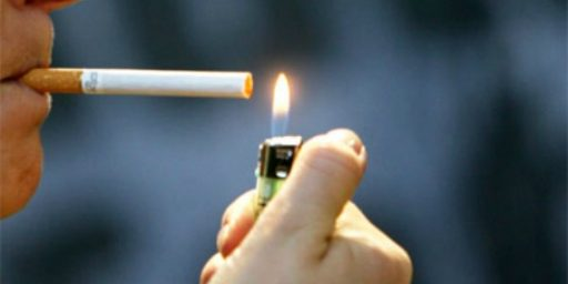 Illinois To Solve Medicaid Deficit By Hoping People Smoke More