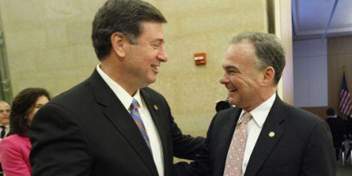 George Allen Posts Overwhelming Win In Virginia Senate Primary