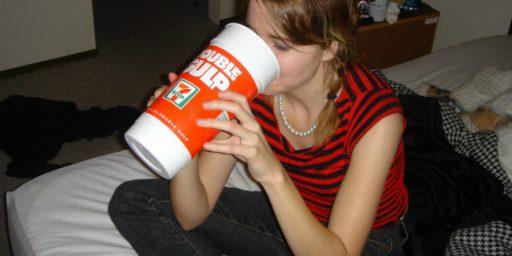 New York City Drink Ban Won't Ban Big Gulps