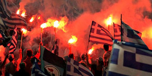 Photo Of The Day: Greek Apocalypse Edition
