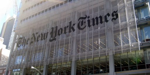 NYT Public Editor Charges Liberal Bias