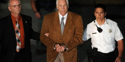 Former Penn State Coach Jerry Sandusky Convicted Of Child Abuse