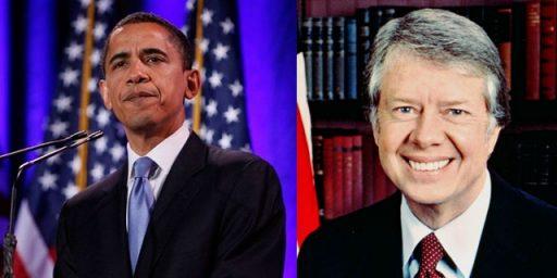 Carterization of Obama