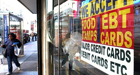 Government Advertising to Boost Food Stamp Enrollment