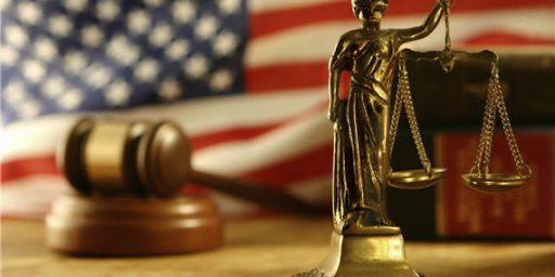 Judicial Confirmation Crisis