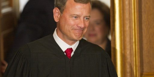 "Further Thoughts On The Roberts ""Switched Vote"" Story"