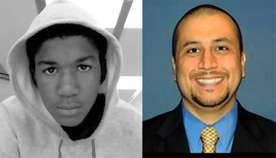 Image result for trayvon martin and george zimmerman