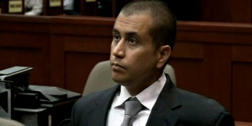 George Zimmerman Files Defamation Suit Against NBC