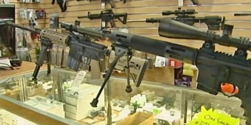 Aurora Shootings Will Not Lead To Restrictions On Gun Ownership