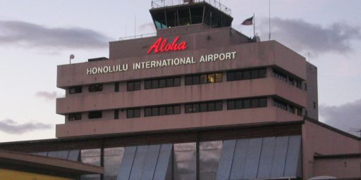 Honolulu Airport Among Most Likely Airports To Spread A Pandemic