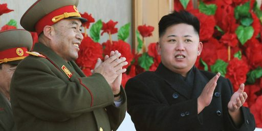 Signs Of Political Change In North Korea?
