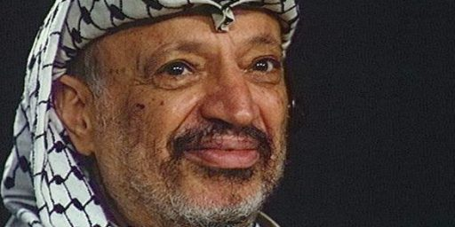 Swiss Report Supports Theory Yasser Arafat Was Poisoned, But Doesn't Prove It