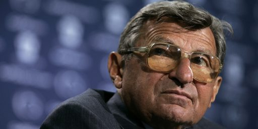 Freeh Report Slams Joe Paterno, Other Penn State Officials, On Sandusky Scandal