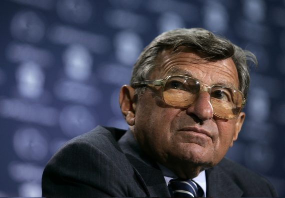 fe84d3888f0 Freeh Report Slams Joe Paterno, Other Penn State Officials, On Sandusky  Scandal