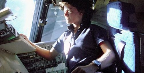Sally Ride 'Comes Out' in Obituary