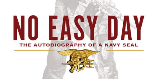 Pentagon Threatens To Sue Former SEAL Who Wrote Bin Laden Book