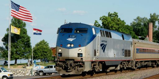 Amtrak Loses Money Every Time It Serves You Lunch