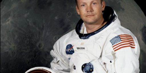 Neil Armstrong Laid To Rest In Private Funeral