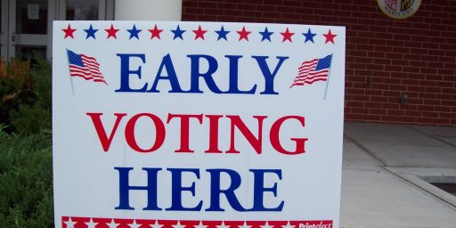 Ohio Early Voting Law Grants A Potentially Unconstitutional Preference To Military Voters