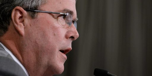 Jeb Bush To Republicans: Stop Being Stupid On Immigration