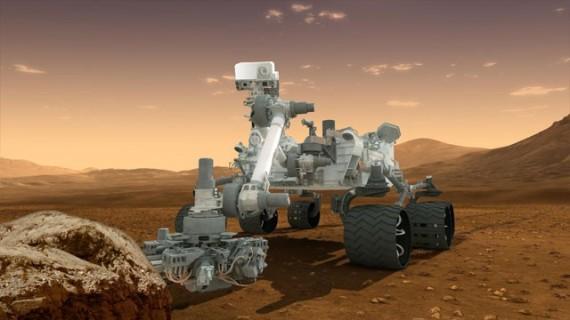 Mars Curiousity