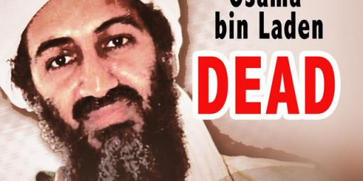 Navy SEAL's Book Disputes Official Account Of Bin Laden's Death