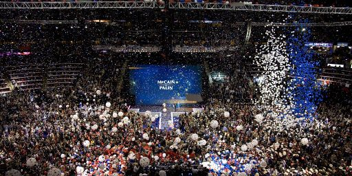 Fix America's Political Party Conventions By Making Them Much Shorter
