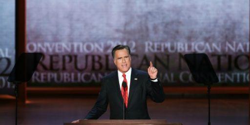 The Question Mitt Romney Didn't Answer Last Night