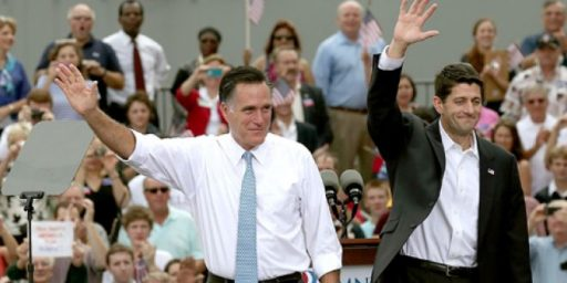 In Picking Paul Ryan, Has Romney Actually Helped Obama?