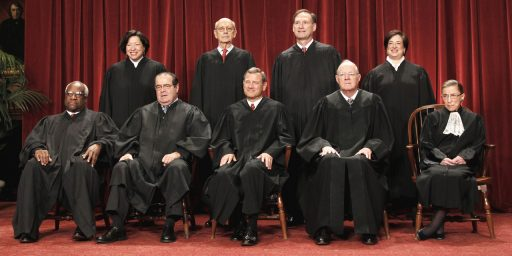 Two-Thirds Of Americans Can't Name A Single Member Of The Supreme Court