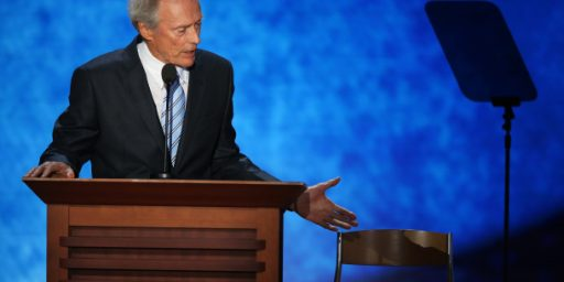 Clint Eastwood Channels James Stockdale