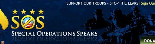 Republican SEALs Oppose Obama, Film at 11