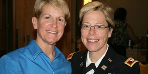 Tammy Smith: America's First Openly Gay General