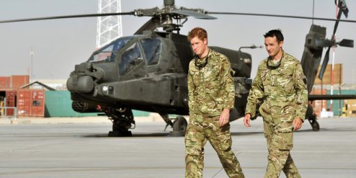 Taliban Says It Will Capture Or Kill Prince Harry