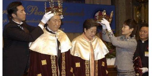 Rev. Sun Myung Moon Dead at 92