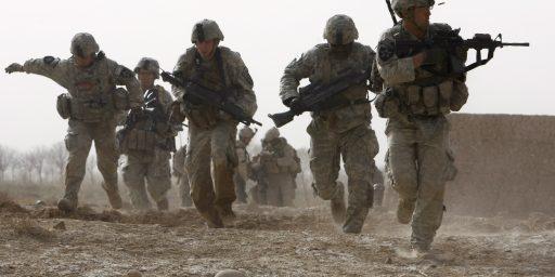 The Afghan Surge Was A Failure