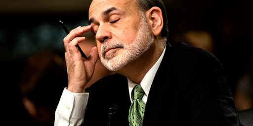 Federal Reserve Announces Another Round Of <strike>Stimulus</strike> Creating Money Out Of Thin Air