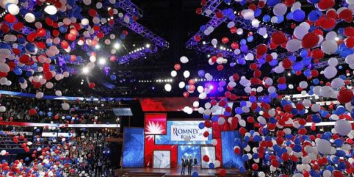 Political Conventions Prove Their Own Uselessness